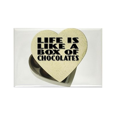 Box Of Chocolates Magnet