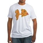 Goldfish Fitted T-Shirt