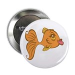 """Goldfish 2.25"""" Button (100 pack)"""