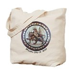 Bacchus God Of Wine Tote Bag