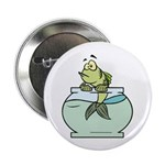"Fish Bowl 2.25"" Button (100 pack)"