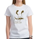 Puppy Design Women's T-Shirt