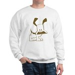 Puppy Design Sweatshirt