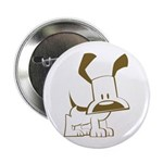 "Puppy Design 2.25"" Button (10 pack)"