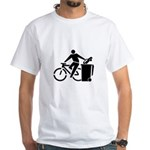 Ride A Bike Not A Car T-Shirt