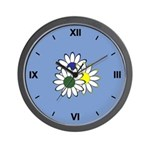 Beautiful sunflower, roses, daisy, pansy and more flower photos on personalized clocks for your kitchen, den, home and office! Matching sunflower theme designs on wall clocks, travel alarm clocks and pen holder desk clocks!  Click to see more...