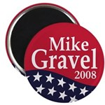 Mike Gravel 2008 (100 Magnets)