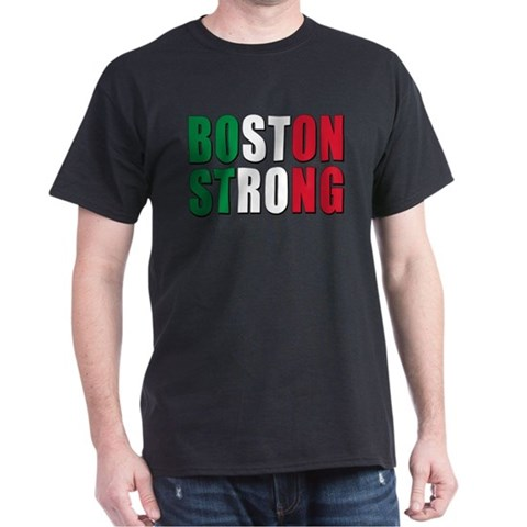 Product Image of italian Boston Strong T-Shirt