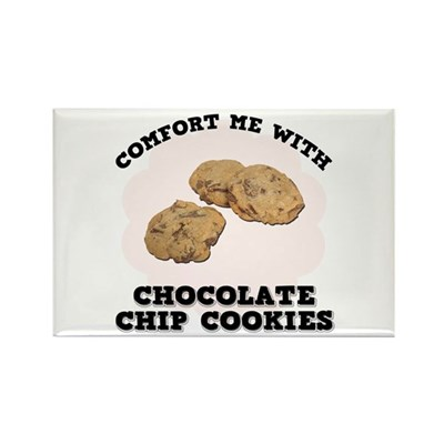 Comfort Chocolate Chip Cookies Magnet