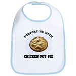Comfort Chicken Pot Pie Bib