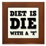 Diet Plaque