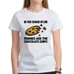 Chocolate Chip Friends Women's T-Shirt
