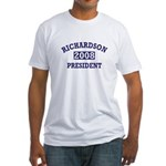 Richardson 2008 Varsity Fitted T-Shirt