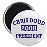 Chris Dodd for President 2008 Magnet