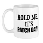 Patch Day. Possibly a long download, unknown changes, bug fixes or new bugs introduced. What's a gamer to do? Hold me... it's Patch Day!