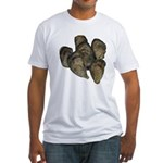 Oysters Fitted T-Shirt