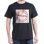 Denied Entry Ink Stamp T-Shirt