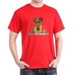 Irish Terrier Cookies Dark T-Shirt