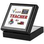 Teachers Keepsake Box