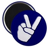 Peace Hand Magnet (10 pack)
