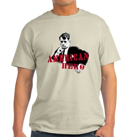 History Gift Guide - History Clothing - RFK American Hero T-Shirt