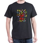 Fight Back Cancer Ribbon Tree T-Shirt