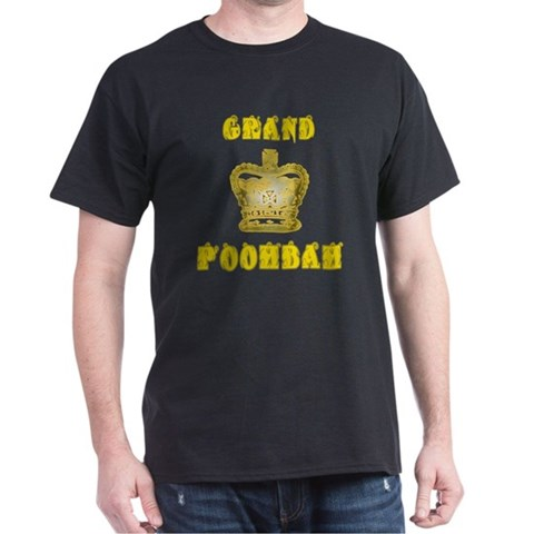 Product Image of Fathers Day Grand Poohbah Dark T-Shirt
