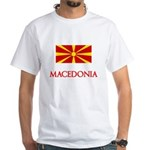 Macedonia Flag Design T-Shirt