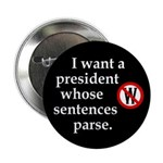 President's Sentences Should Parse Button