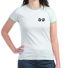 Puppy Paws Ringer T-shirt