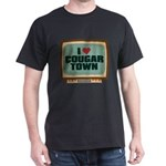 Retro I Heart Cougar Town T-Shirt