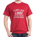 Always Give 100 Percent T-Shirt