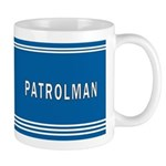 Patrolman Blues Mug