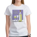 Team White Wine Women's T-Shirt