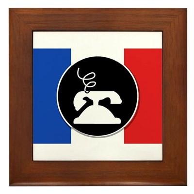 Francophone Kitchen Sign