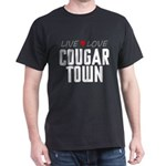 Live Love Cougar Town T-Shirt