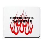 Firefighters Daughter Mousepad