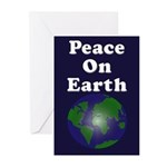 Peace on Earth Greeting Cards (Six Pack)