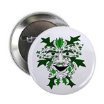 Green Man Button