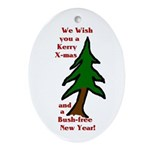 A Kerry Christmas Xmas Tree Ornament