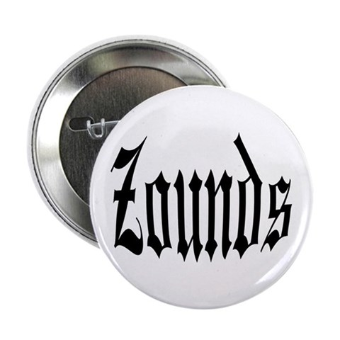 Zounds  Art 2.25 Button 10 pack by CafePress