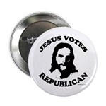 Jesus Votes Republican