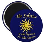 Solstice: Reason for the Season (Magnet)