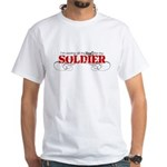All My XOXO (Soldier) White T-Shirt