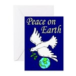 Peace on Earth Greeting Cards (Pack of 6)