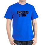 Smokers stink - T-Shirt