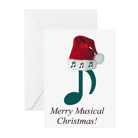 Merry Musical Christmas! Greeting S (6) Card $ 18.00
