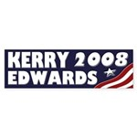 Kerry-Edwards 2008 (bumper sticker)