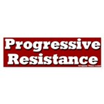 Progressive Resistance Sticker
