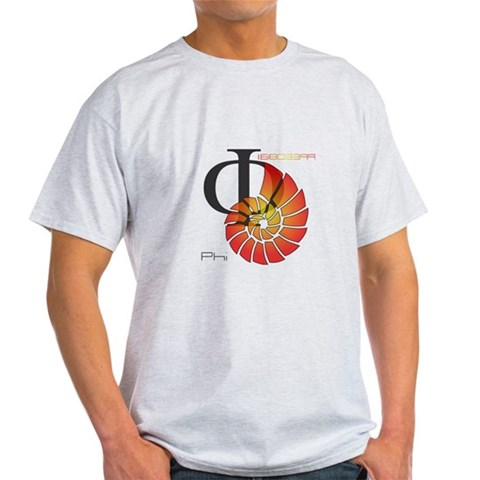 Product Image of Golden Ratio Light T-Shirt